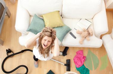 Уборка в квартире с чего начать