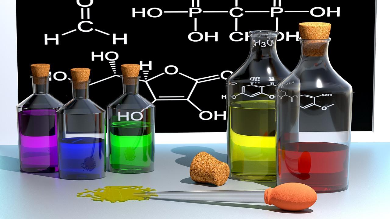 Химические жидкости в школе